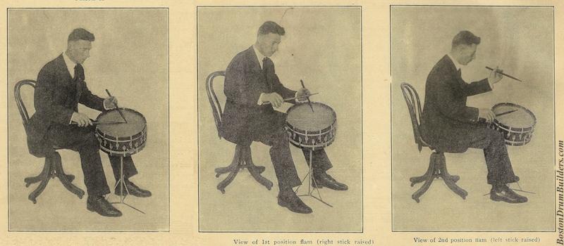 Master-Model Snare Drum from 1927 Gardner Method