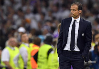 Sport: Allegri emerges as Arsenal no.1 target to replace Wenger