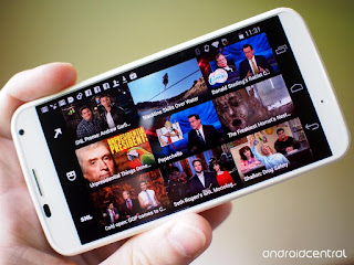 Cara Streaming Video Lewat HP Android