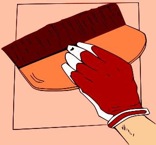 applicare-nuovo-ritaglio-per-coprire-tappezzeria