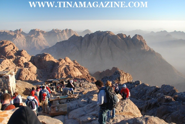 Mount sinai pics and travel guide egypt