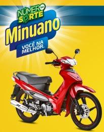 Cadastrar Promoção Minuano 2017 Concorrer Motos Honda Biz
