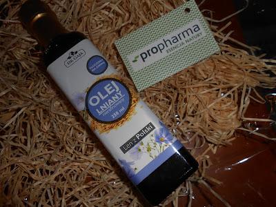 Propharma24.pl- Olej lniany