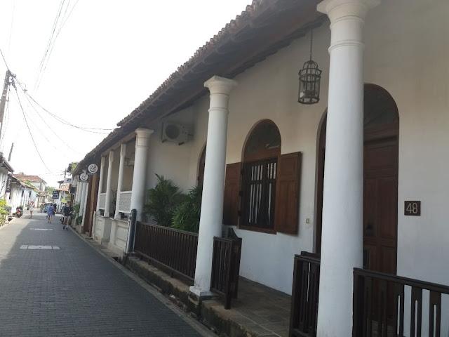 galle ciudad colonial