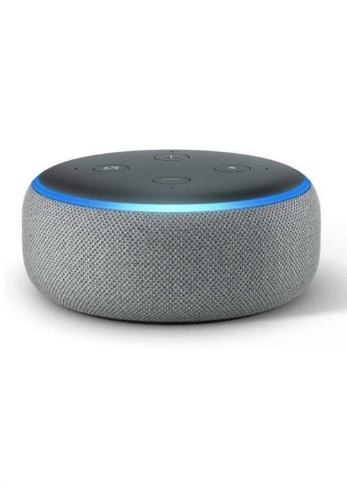 Gift Guide for Teen Girls, echo dot