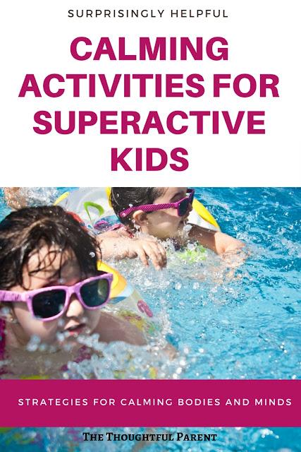Calming Activities for Kids