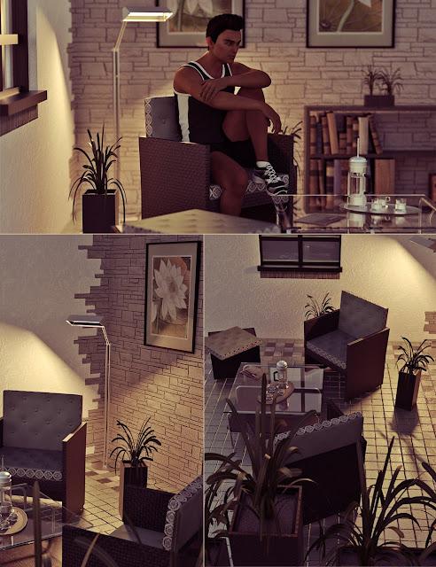 Mini Haven Interior Vignette