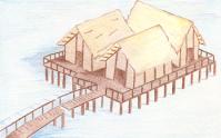 la vita delle popolazioni neolitiche in Italia, ricerca per la scuola