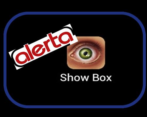 ALERTA Showbox 2015