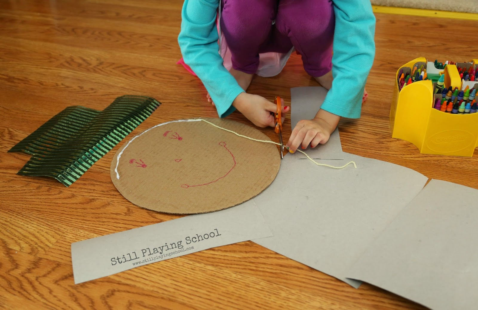 The Benefits Of Creative Collage For Kids