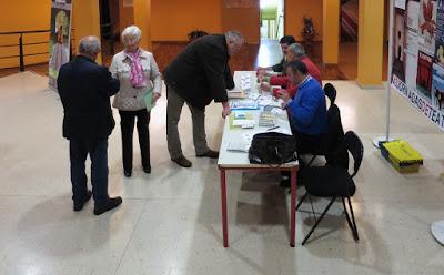 Matasellos del 25 aniversario de la Asociación Amigos del Deporte en La Felguera (Langreo).