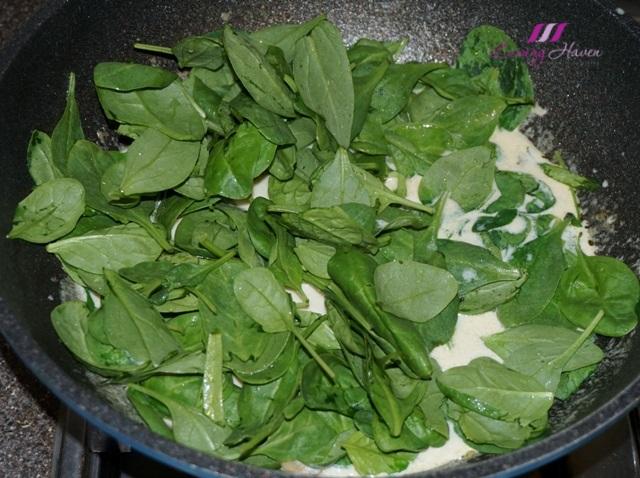 azienda agricola altamura foglia sublime baby spinach recipe