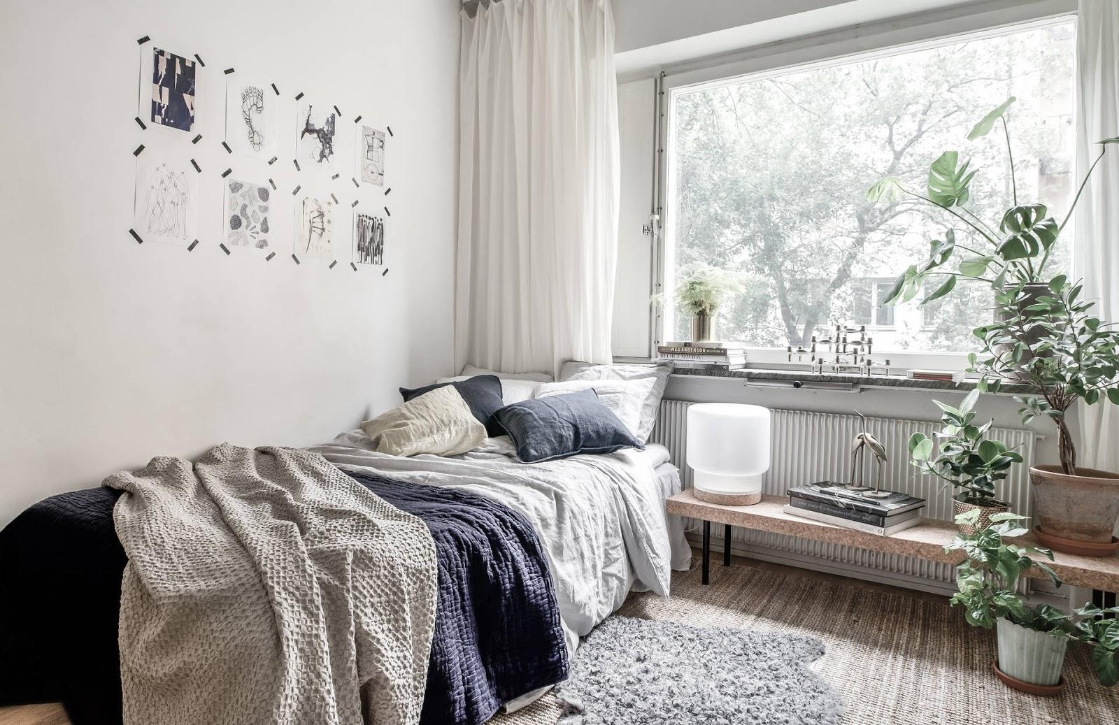 Vintage design medina flor z c mo decorar pisos muy for Decorar pisos muy pequenos