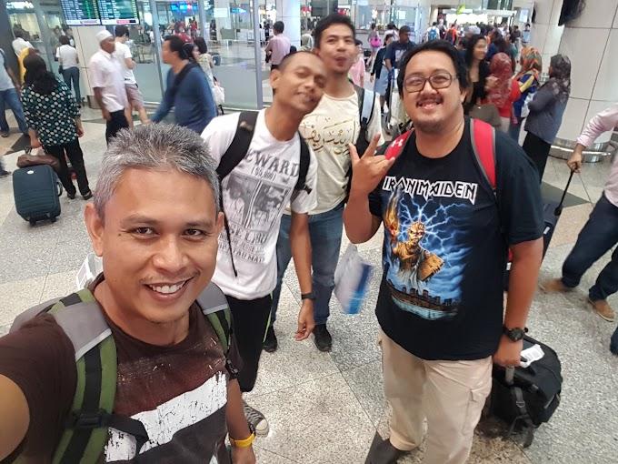 Travelog Berburu Buku Jakarta - Terima Kasih