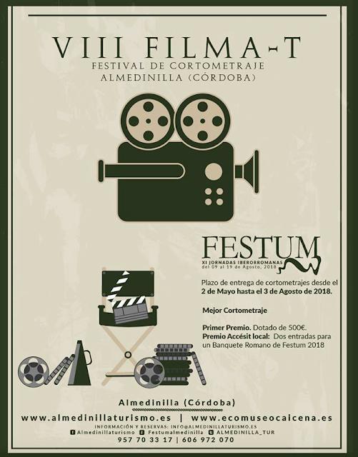 VIII Filma-T Festival del Cortometraje