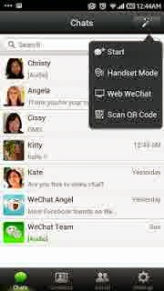 WeChat Android apk download (Free)