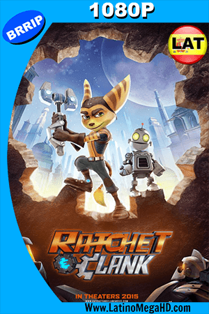 Ratchet y Clank (2016) Latino HD 1080p ()