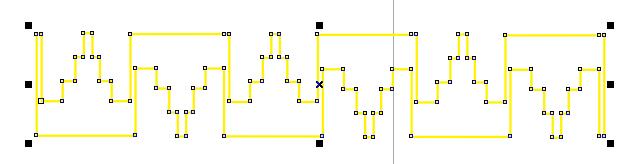 Membuat Kain Tapis Berbasis Vektor Dengan Corel Draw X5