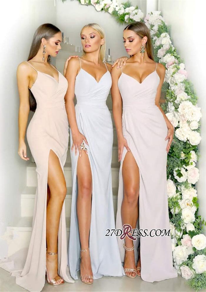 https://www.27dress.com/p/sexy-spaghetti-strap-sleeveless-mermaid-split-bridesmaid-gowns-108941.html