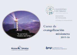 Formación en misionología en la Cátedra de Misionología