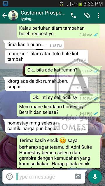 Adni Suite Homestay Seri Manjung | Review