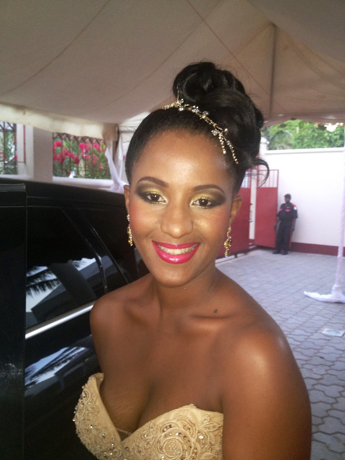 e2eab8a0e01 Glambox Beautiful make~up is our hallmark!  Madeline s send off look
