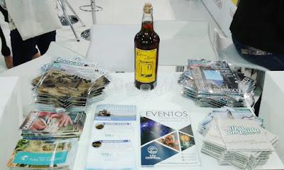 Turismo da ilha expôs atrativos e calendário de eventos na  40ª AVIESP, em Campinas