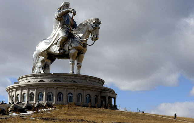 Moğolistan Uçak Bileti