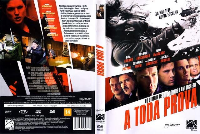 Capa DVD A Toda Prova