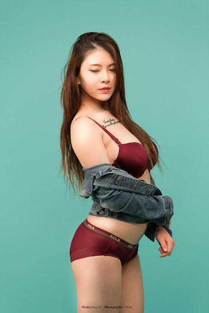 2 Jung Mi - She is HOT - very cute asian girl-girlcute4u.blogspot.com