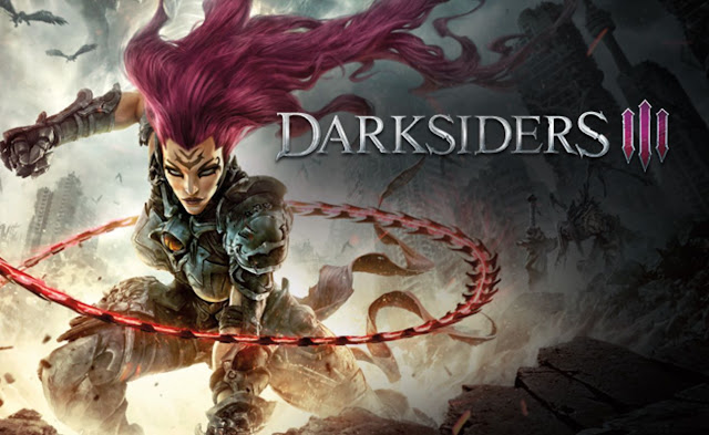 Darksiders III PC Game Download
