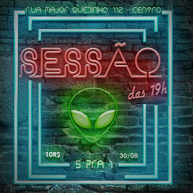 5 pra 1 comanda a Sessão das 19h em São Paulo