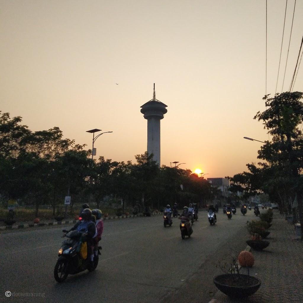 Shalat Idul Adha Bareng Presiden Di Masjid Agung Jawa