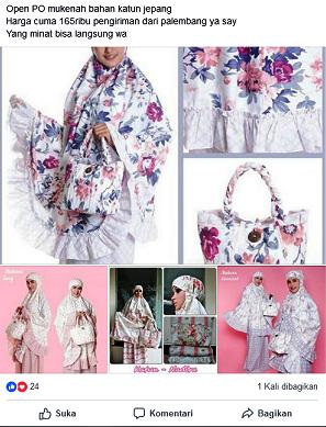 Cara Buat Contoh Kata2 Promosi Produk Fashion