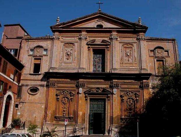 A spasso per Roma... in autobus: La Basilica dei SS Silvestro e San Martino ai Monti