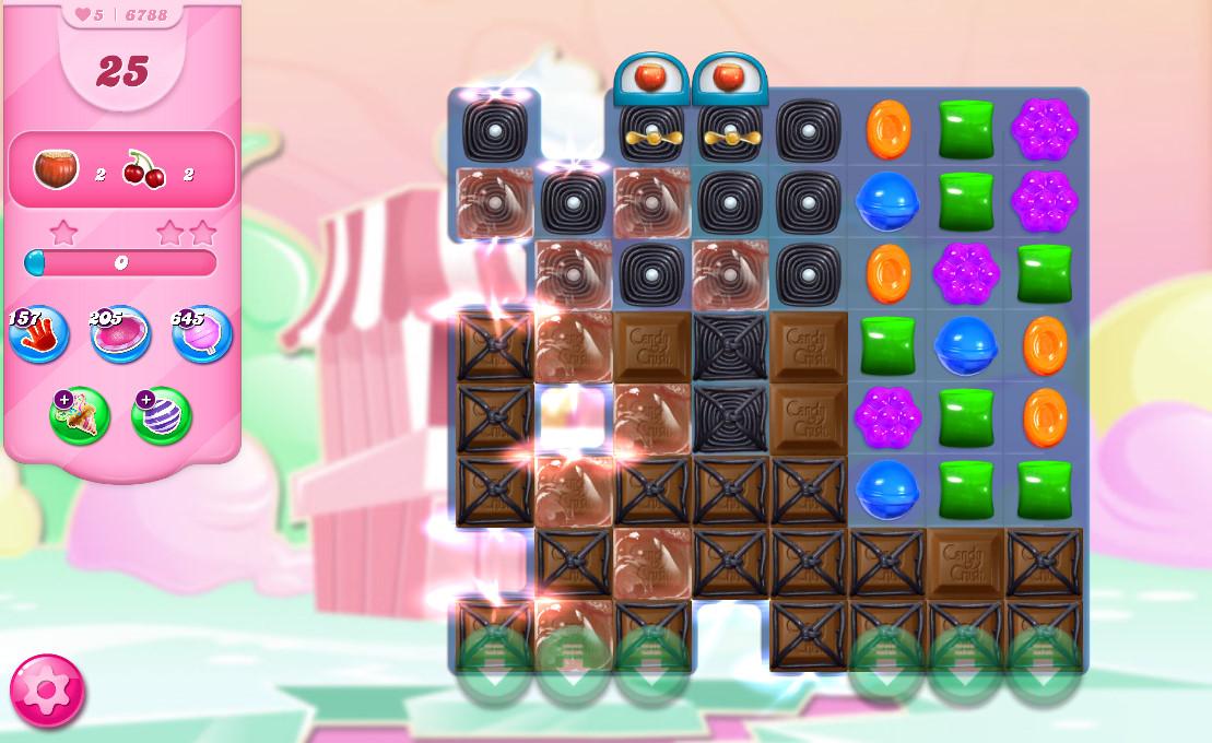 Candy Crush Saga level 6788