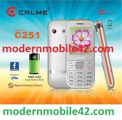 calme c251 firmware download