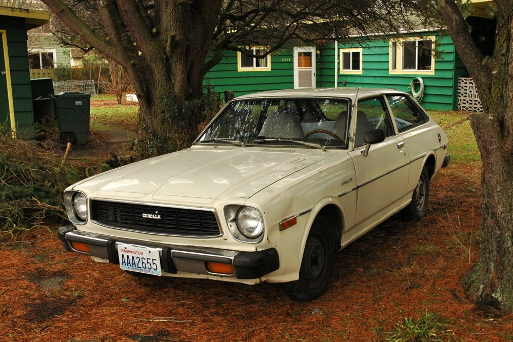 1977 Toyota Corolla Wagon Parts The