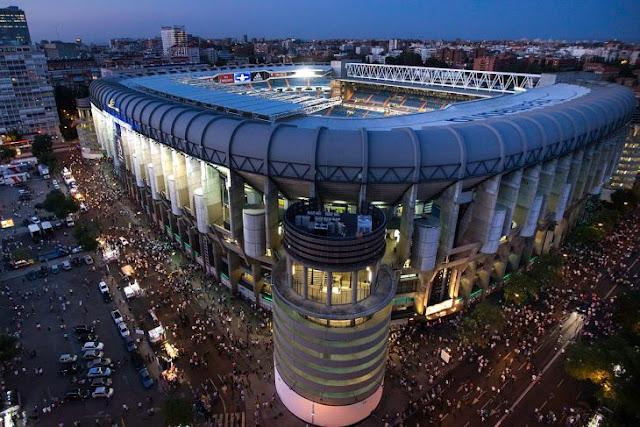 El Santiago Bernabéu será remodelado y tendrá nuevo apellido