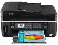 Epson Stylus Office TX600FW Driver controller