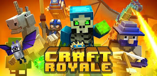 Download Craft Royale – Clash of Pixels Mod Apk v1.24