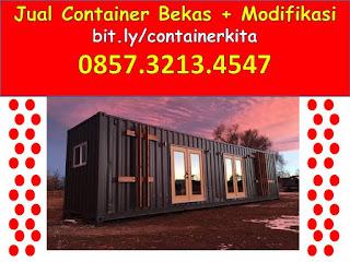 0857.3213.4547 jasa pembuatan container office di surabaya