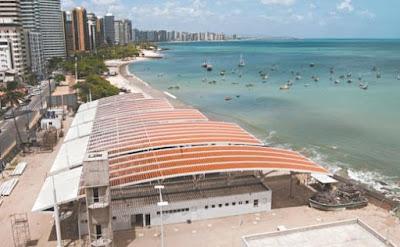 Mercado dos Peixes da Beira Mar de Fortaleza