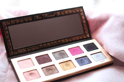 Too Faced Pretty Rebel Eyeshadow Palette Review