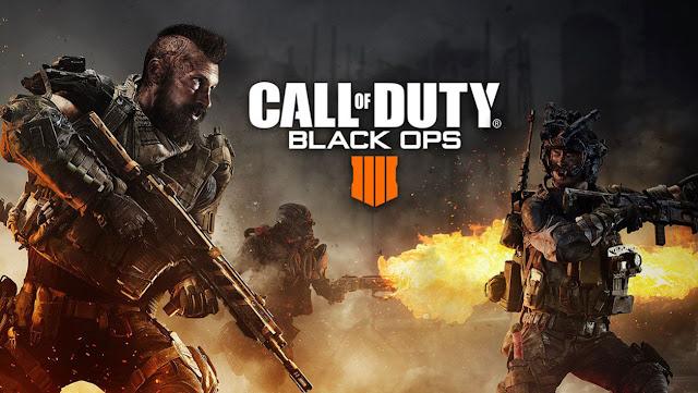 الكشف عن عرض جديد للعبة Black Ops 4 إحتفالا بطور الزومبي و ثيم مجاني متوفر الأن على جهاز PS4 ، إليكم الرابط ..