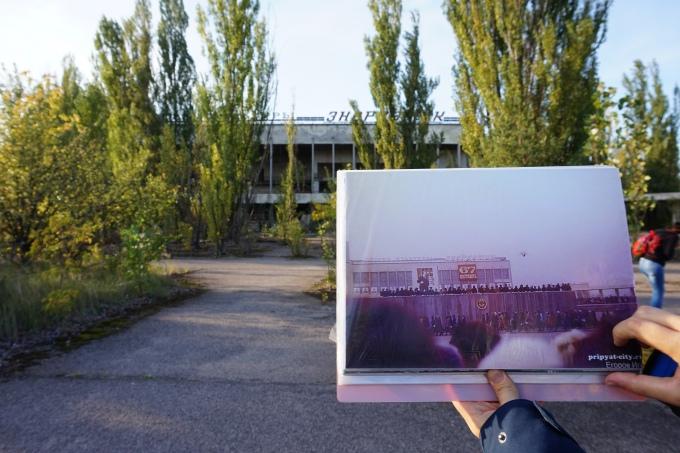 Tshernobylin ydinvoimalaonnettomuus / autiot talot ja Prypjat - päiväretki Kiovasta / Chernobylwel.come