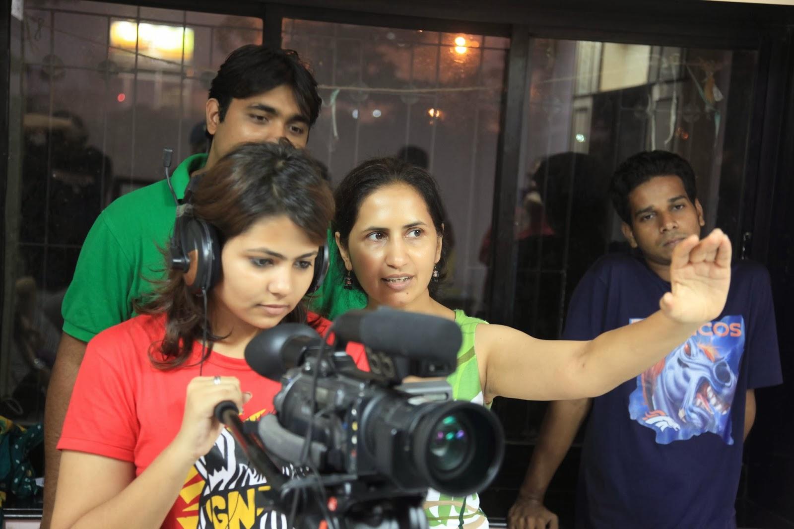 Rajashree's Film & TV Courses, Mumbai: ONLINE FILMMAKING COURSE