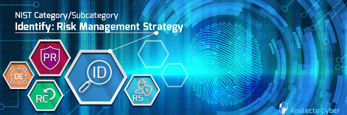 Cyber Risk management strategy - Analecta LLC banner