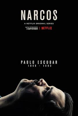 Narcos season 2 Netflix outside US