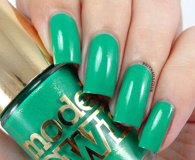 Models Own Emerald Green